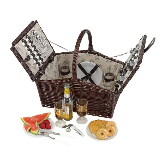 Bourgondische Picknickmand
