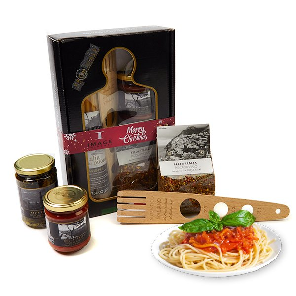 Giftbox Bella Italia - Spaghetti