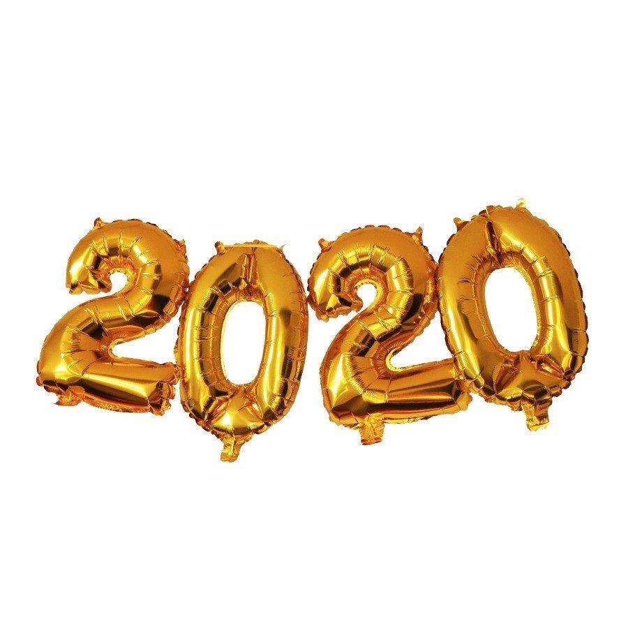 Eindejaarspakket Kouva ballon 2020
