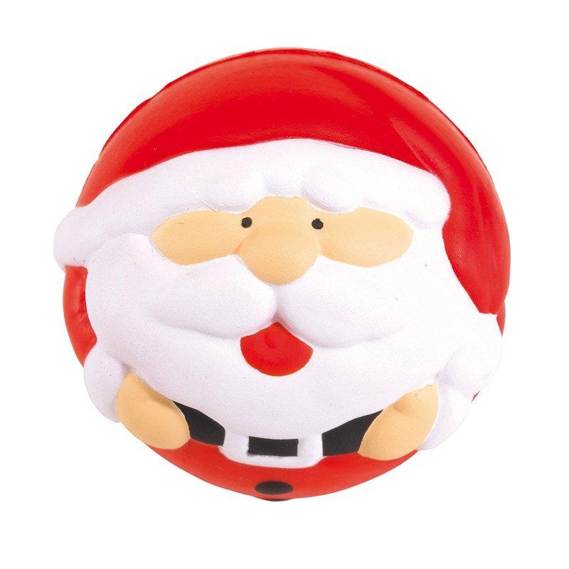 Kerst stressbal (kerstman)