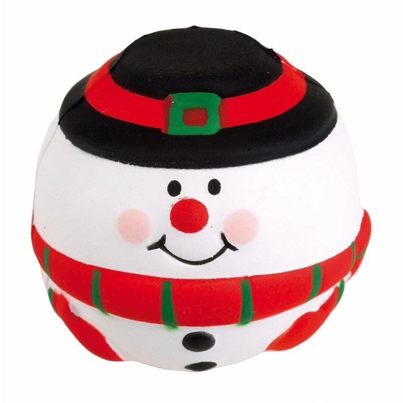 Stressbal sneeuwpop