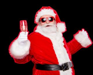 gulle kerstman